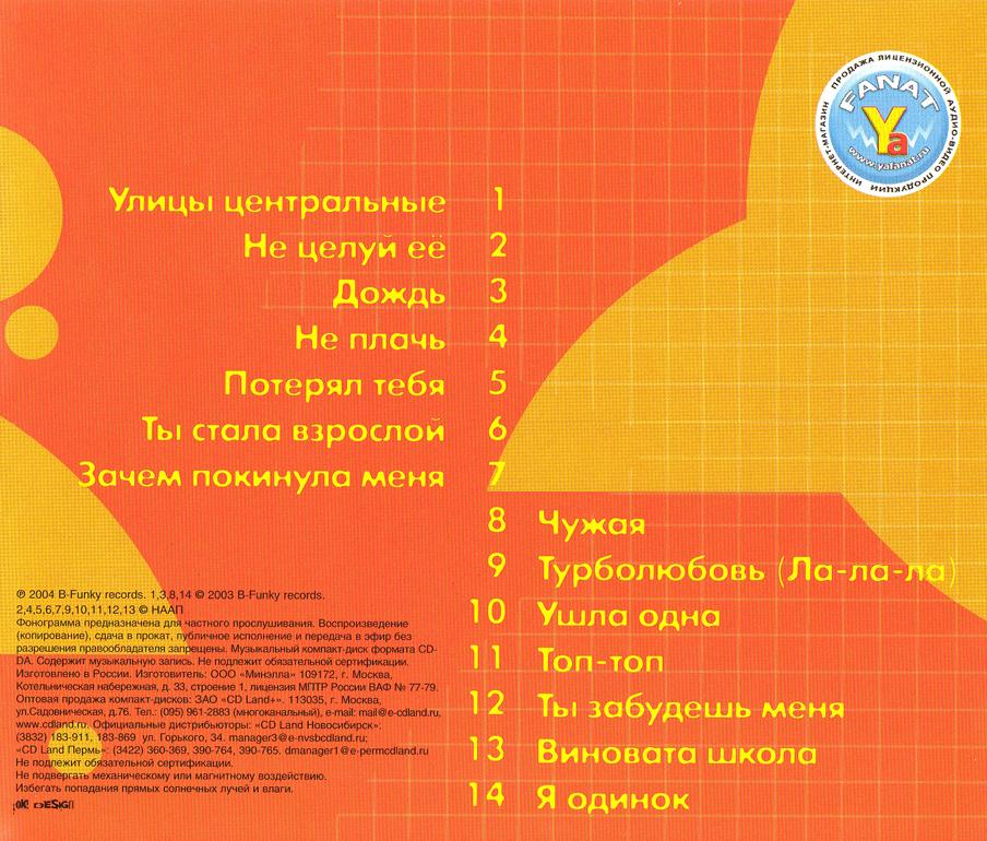 Турбомода - Улицы центральные | Turbomoda - Ulicy centralnye (2)