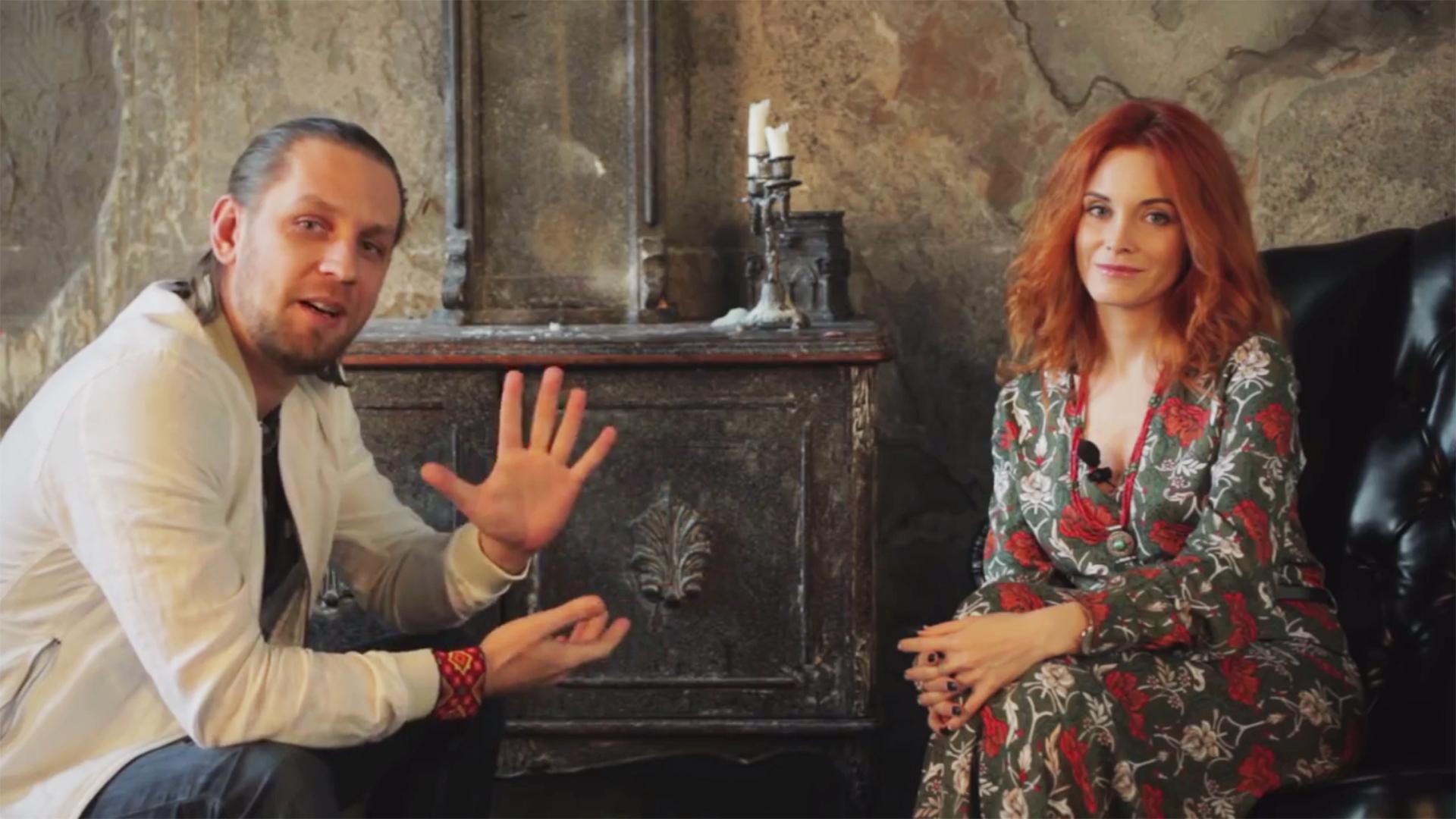 Интервью Алексея Похабова со Светланой Олейник для Арканум ТВ!